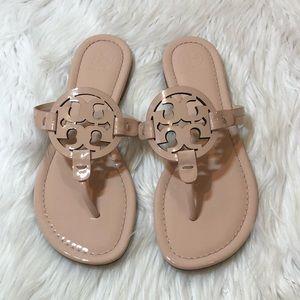 🎉Tory Burch Miller Sandals Size 8.5🎉